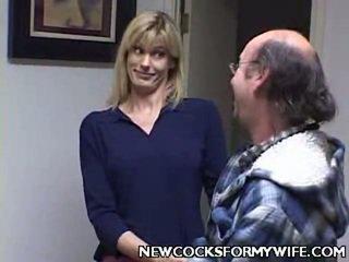 hanrei, wife fuck, hustruer home movies