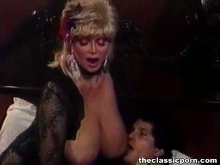 Pirang slut with big susu fucks guy