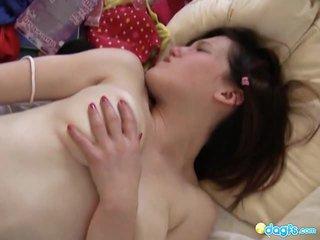 Teen Bigtits Millie Hot Masturbating Action