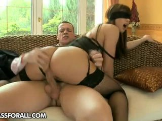 nice ass, kissing, anal sex