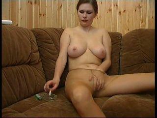 Olga в tan чорапогащник
