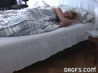 Stripping pärast uni sisse the hommik