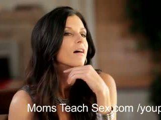 real mom hot i ri, ideal tresh shih, në linjë mom nxehta