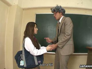 Fies ria sakurai gets banged nach classes