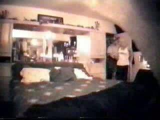 Utroskap gift kone kamera skjult av suspecting husband- dcw