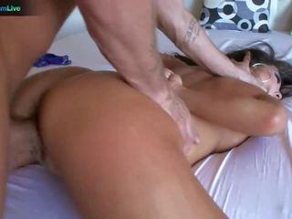 Aziāti beauty asa akira shows viņai flexibility par viņai pēdējie hardcore video