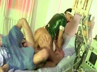 Video daripada jururawat has seks dengan dude