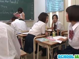 Sexy tonen in de klas