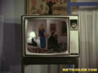 Retro TV Show Trio
