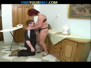 Krievi māte un dēls ģimene seductions 09