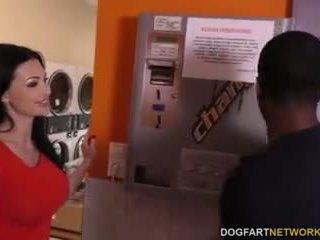 Aletta ocean does anal im die laundromat