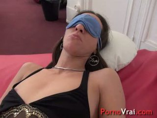 Arab girl gets gangbanged in front of her astounded husband! French amateur