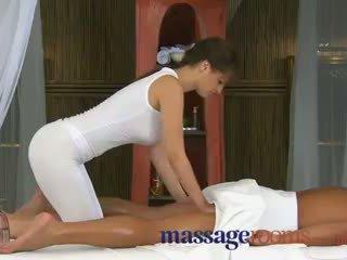 Rita peach - massasje rooms stor kuk therapy av masseuse med stor pupper