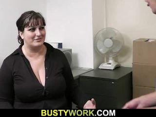 Interviu leads į seksas už tai ištvirkęs riebus