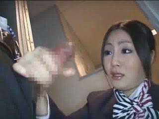 japanse, stewardess