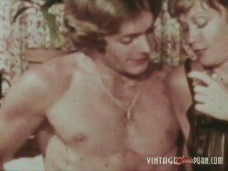 Vintage porno desde la sixties