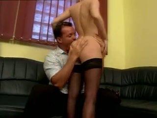 pirang, jatuh tempo, anal