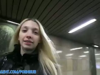Miriama kunkelova - publicagent hd блед мършав mina stretches тя путка към предприеме мой голям хуй