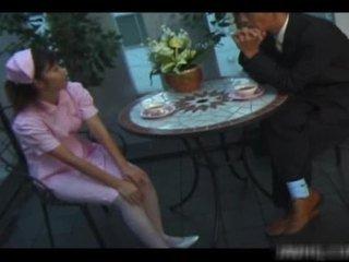 مدبوغ الأميركي ممرضة rides zonker