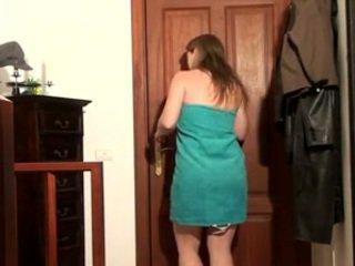 brunetka, webcam, kaukaska