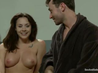 Chanel preston has ei anal hole torn în sus de james deen în sadism vid