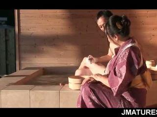 اليابانية, جدة, ناضج