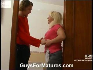 voll alte junge sex sie, mature porno schön, beobachten young girl in action