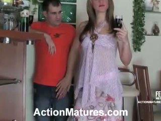 Martha und monty sensuous mutter drinnen aktivität