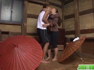 japānas, masturbācija, nobriedis