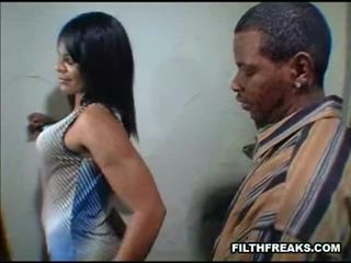 nice ass, black girl, zwart poesje