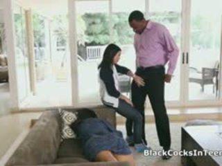 Besar hitam kontol di sempurna bigtit remaja