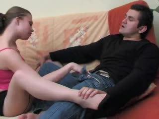 fetiș picior, rus distracție