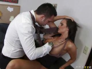 Hot Girl Fucking In Her Office Video