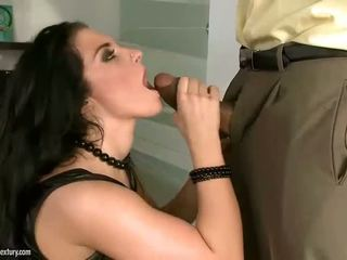 Bettina DiCapri getting double fucked