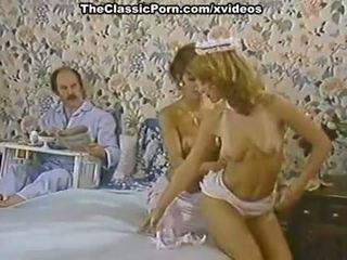 Karen poletje, nina hartley v porno klasično clip s a potrebni služkinja