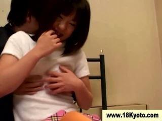 japonais, adolescence, adolescent