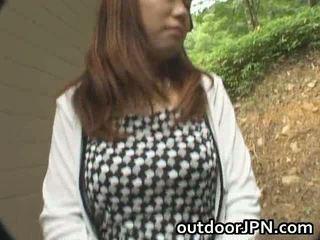 Amatør pen asiatisk babe knullet