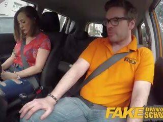 Fake driving skola liels bumbulīši spāņi learner loves.