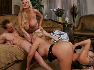 Karen fisher, veronica avluv a kelly madison