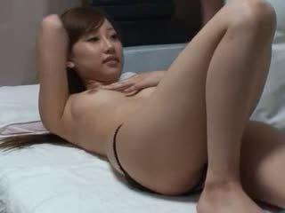 brunette, small tits, fetish