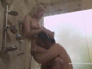 blondýnky, sprchy, celebrity