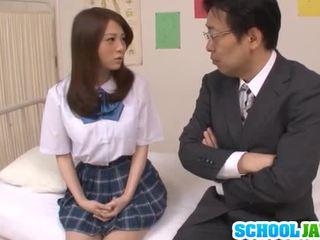 Teenager स्कूलगर्ल rui tsukimoto