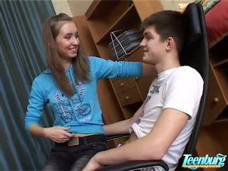 Attractive tenåringer