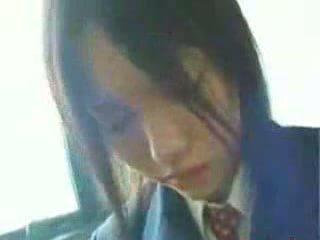 Asiatisch teen was im sehr bett situation video