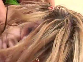 Hooters loira charisma capelli loves dela mans caralho como um beefy salami