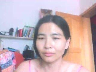 Trung quốc mẹ tôi đã muốn fuck flashes nhỏ ngực