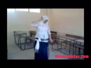 Arab egypte dance im schule
