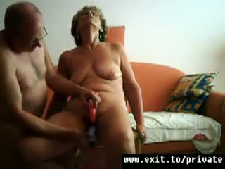 60 Plus Germans in a perfect sexual sh...