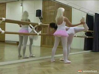 Sapphic ballet meitenes