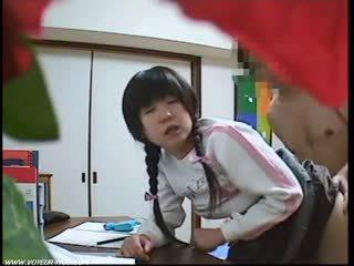brunetă, realitate, japonez